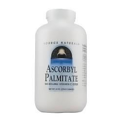 Source Naturals Ascrobyl palmitate 500 mg powder with vitamin C - 8 oz