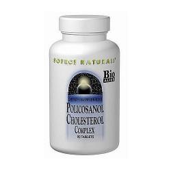 Source Naturals Poliscosanol cholestrol complex tablets - 30 ea