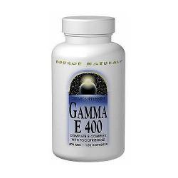 Gamma E 400 complete E complex with tocotrienols 400 mg softgels - 120 ea