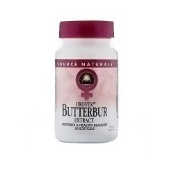 Source Naturals Eternal Woman Butterbur Extract Urovex 50 mg softgels - 30 ea