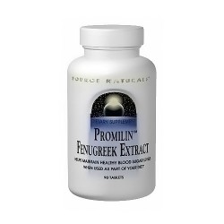 Promilin Fenugreek extract tablets maintains blood sugar levels - 30 ea