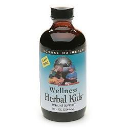 Source Naturals wellness Herbal kids - 8 oz