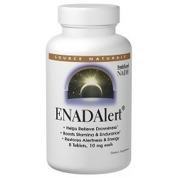 Enada NADH patented formula 10 mg tablets - 8 ea
