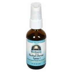 Source naturals wellness herbal throat spray   -   2  oz