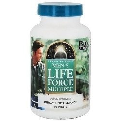 Source Naturals Mens Life Force Multiple - 90 Tablets