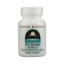 Ivy Gourd extract 250 mg tablets - 60 ea