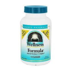 Source Naturals Wellness formula herbal defense capsules - 120 ea