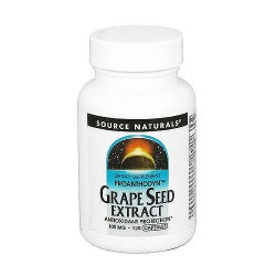 Source naturals proanthodyn grape seed extract  capsules, 100 mg - 120 ea