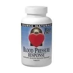 Source Naturals Blood Pressure Response tablets - 120 ea