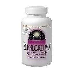 Slenderluma for healthy weight management 500 mg capsules - 120 ea