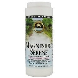 Magnesium serene supports cardiovascular, muscle and brain health -17.6 oz