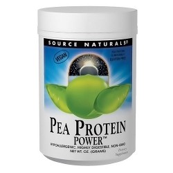 Source Naturals Pea protein highly digestible vegan power - 16 oz