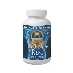Source Naturals Inflama-Rest tablets , trail size - 8 ea