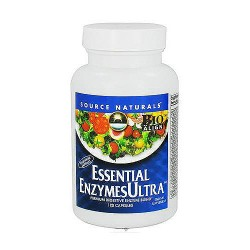 Essential enzymesultra premium digestive enzyme blend capsules, 120 ea