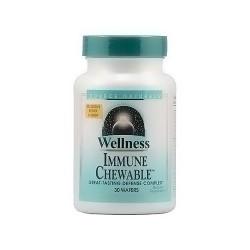 Source Naturals wellness Immune chewable wafers - 30 ea