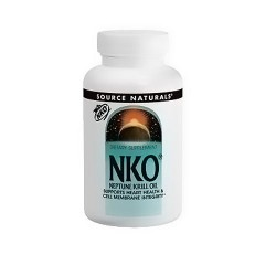 Source Naturals NKO krill oil 500 mg softgels - 120 ea