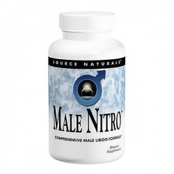 Source naturals comprehensive male nitro tablets - 30 ea