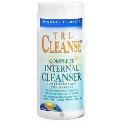 Planetary Formulas Tri-Cleanse complete internal cleanser herbal supplement with triphala - 10 oz