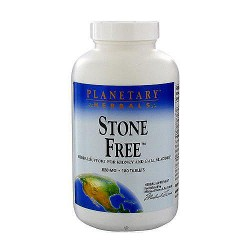 Planetary Herbals stone free 820 mg herbal support for kidney and gall bladder, 180 ea