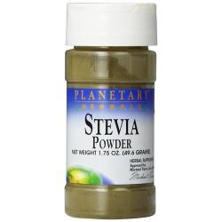 Planetary herbals stevia powder  - 1.75 oz