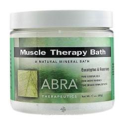 Abra Therapeutics Muscle Therapy Mineral Bath - 17 Oz