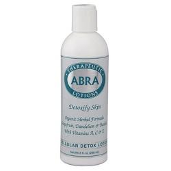 Abra Therapeutics Cellular Detox Grapefruit and Juniper Body Lotion - 8 Oz