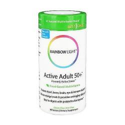 Rainbow Light Active Senior safeguard multivitamin tablets - 90 ea