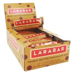 Larabar - peanut butter chocolate chip bar - 1 oz