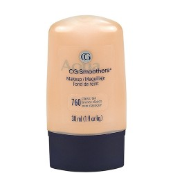 Covergirl smoothers foundation - 2 ea
