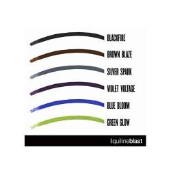Covergirl liquiline blast eyeliner 420, brown blaze - 2 ea