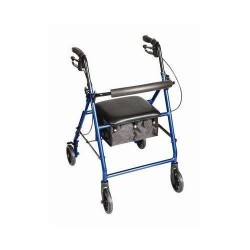 Classics rolling walker by Carex - 1 ea