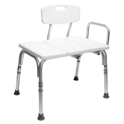 Carex bathtub transfer bench - 1 ea