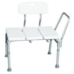 Carex health brands  classics transfer bench - 1 ea