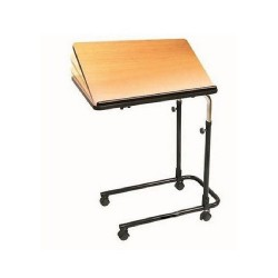 Carex home overbed table - 1 ea
