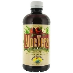 Lily Of The Desert Aloe Juice, Cranberry Apple - 32 oz