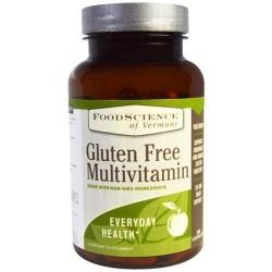 FoodScience gluten free multivitamin - 90 ea