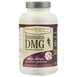 Foodscience of vermont immuno DMG chewable orange - 90 ea