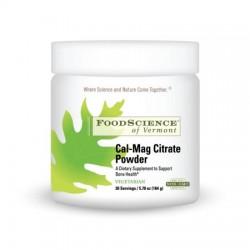 Cal Mag citrate powder (30 servings) - 4.9 oz