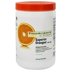 FoodScience Of Vermont Superior Oranges with CoQ10 - 10.58 oz