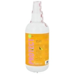 Pet Naturals of Vermont Protect Flea Plus Tick Repellent Spray for Dogs and Cats - 8 oz