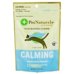 Pet Naturals of Vermont Calming for Cats - 21 Softchews