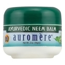 Auromere ayurvedic neem balm, 2 oz