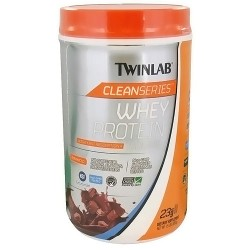 Twinlab Clean Series Whey Protein Isolate - 1.5 lbs