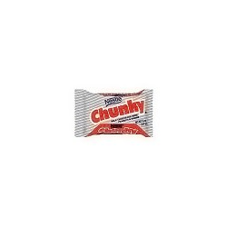 Nestle Chunky Candy Bar Milk Chocolate - 1.4 oz Ea X 24 ea