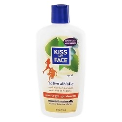 Kiss My Face shower gel and foaming bath - 16 oz
