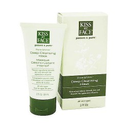 Kiss My Face Potent and pure pore shrink deep cleansing mask - 2 oz