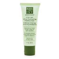 Kiss My Face potent and pure under age ultra hydrating skin moisturizer - 1 oz