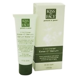 Kiss My Face potent and pure C the change Ester C serum - 1 oz