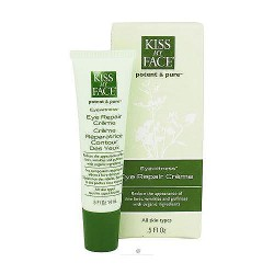 Kiss My Face Potent and pure eyewitness eye repair cream - 0.5 oz