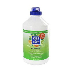 Kiss My Face whenever hair conditioner with green tea and lime - 32 oz